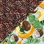 Banana Colada + Leopard