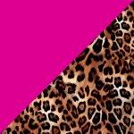 Leopard + Magenta